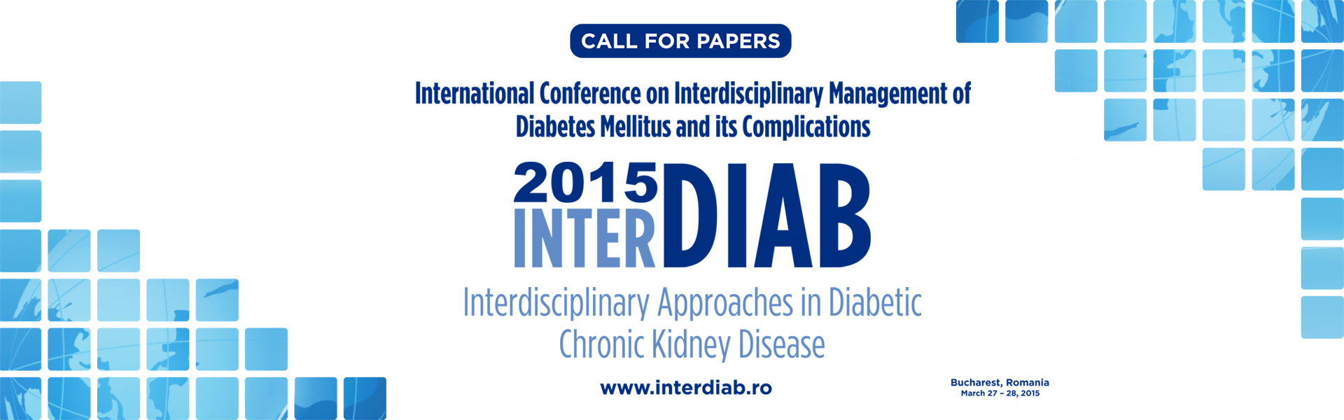 Call for Papers Interdiab 2015